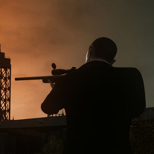 Hitman: Sniper Announced