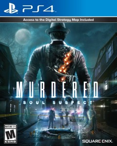 review murdered cover