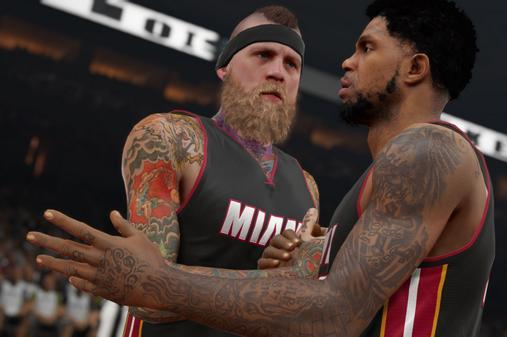 NBA 2K Discusses MyCareer for 2K15