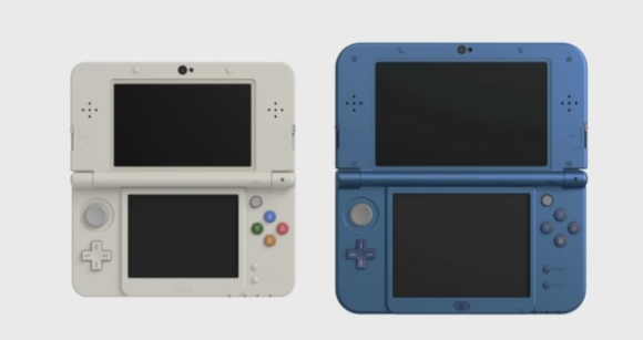 New Nintendo 3DS is Coming 2015