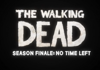The Walking Dead SeasoN Finale : ' No Time Left'