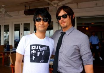 Norman Reedus Will Take Lead in Hideo Kojima's New Title