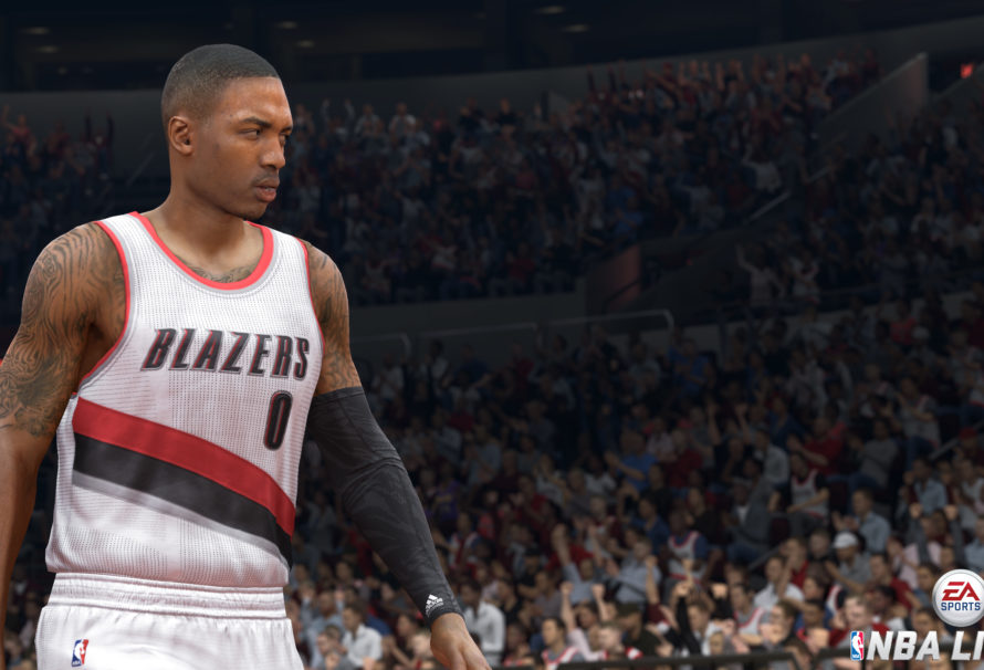 Is This Really NBA Live 15? I Must Be Dreaming
