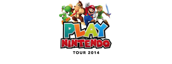 The Play Nintendo Tour Is Here In Houston!