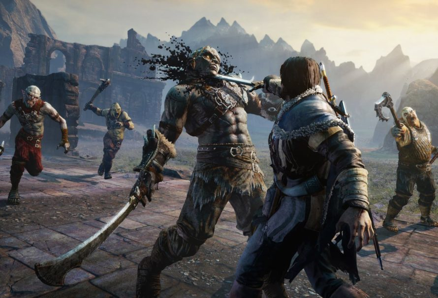 "Middle-earth Shadow of Mordor Newest Trailer ""Wrath"""