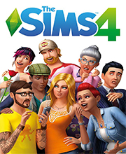Sims 4 Cover Art