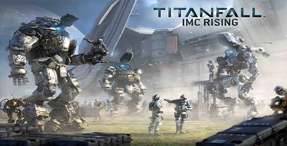 Titanfall IMC Rising Heading