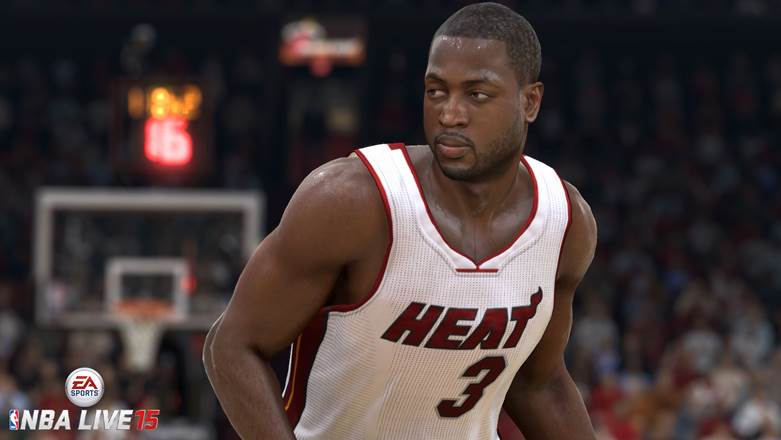 nba live 15 looks