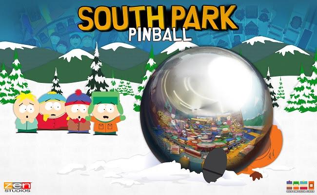 South Park's Next Pinball Experience