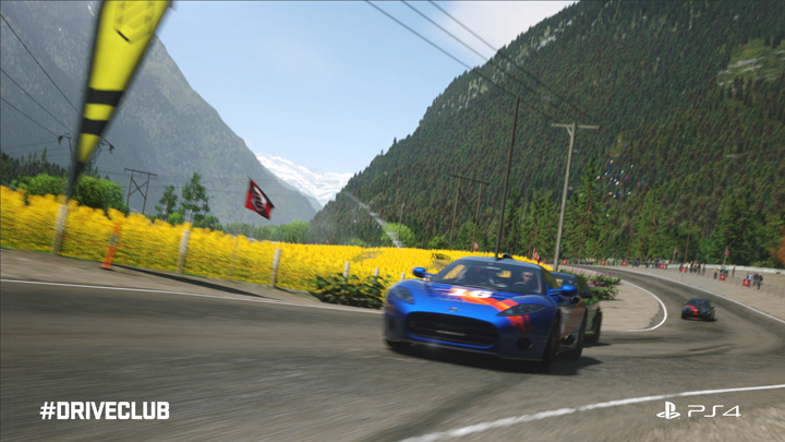 PS4's Forza Killer Takes An Arrow To The Knee