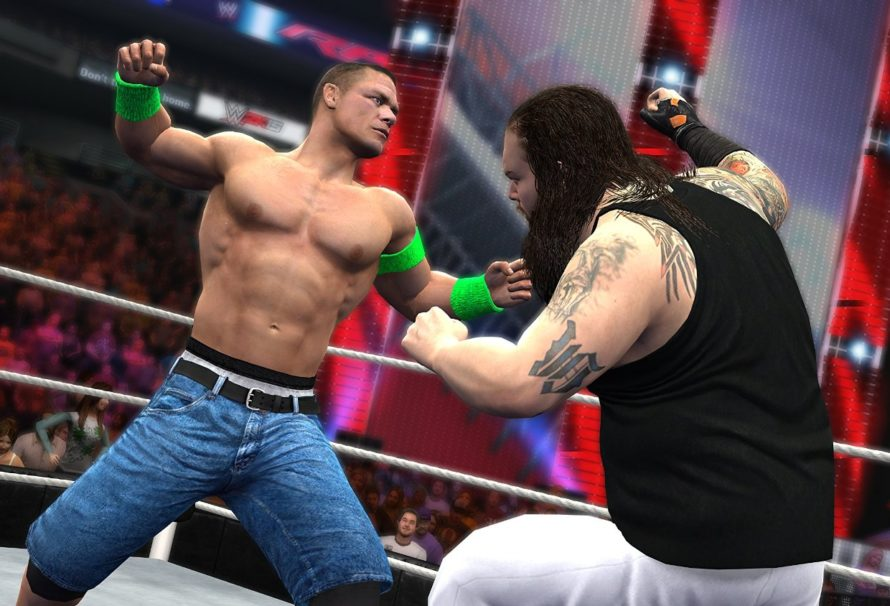 WWE 2K15 Review: Time to Play the Game