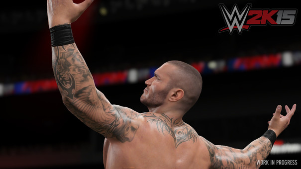 WWE 2K15 PS4 XBOX ONE Review All Talk No Authority