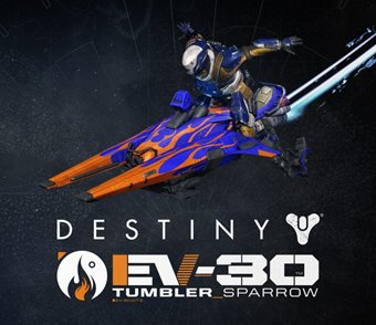 EV-30 Tumbler Sparrow to come with Destiny Season Pass and 'The Dark Below'