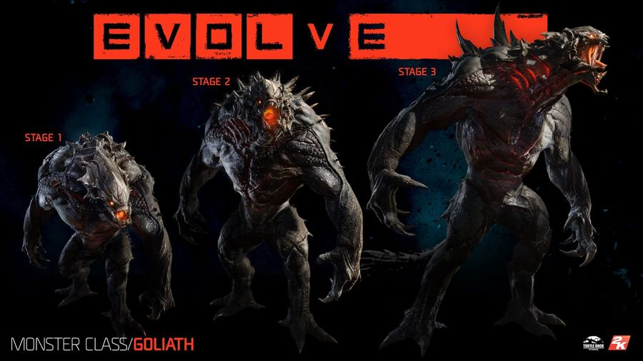 Evolve-Goliath-Evolution