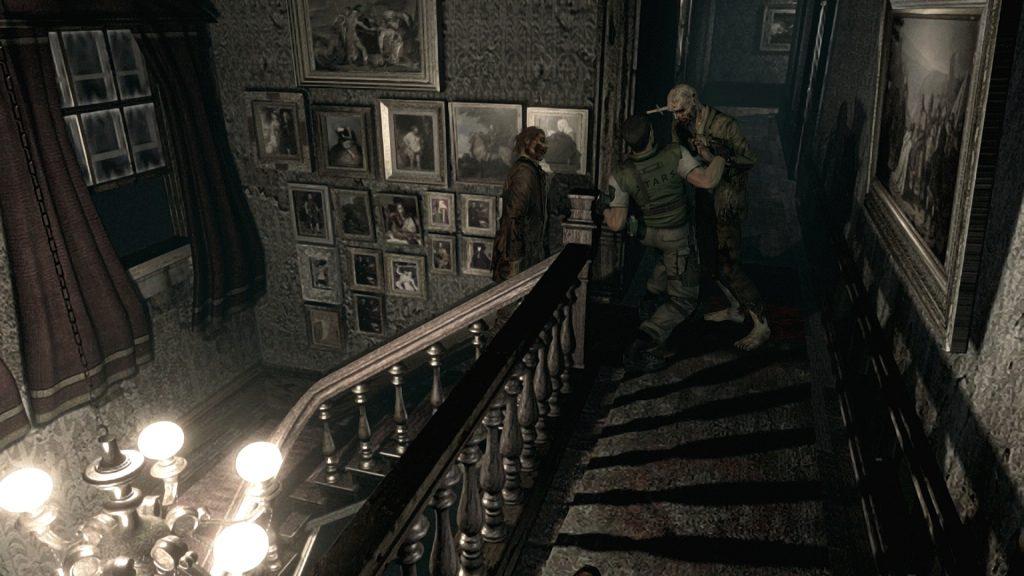 Nuevas-imágenes-de-Resident-Evil-HD-Remaster-HD-en-PlayStation-4-y-Xbox-One-7