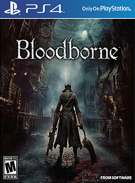 Bloodborne Box Art