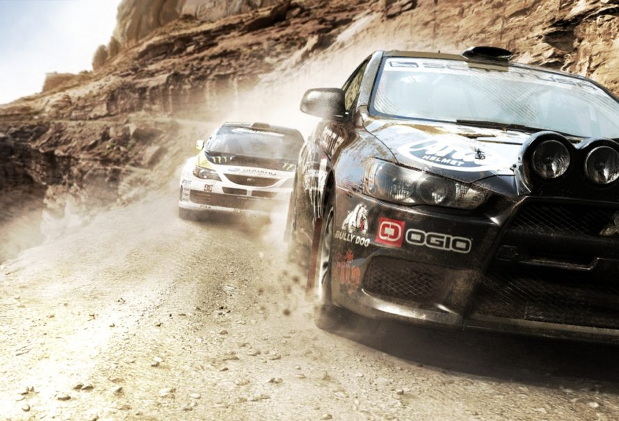 DiRT Rally Console Edition Parks This April