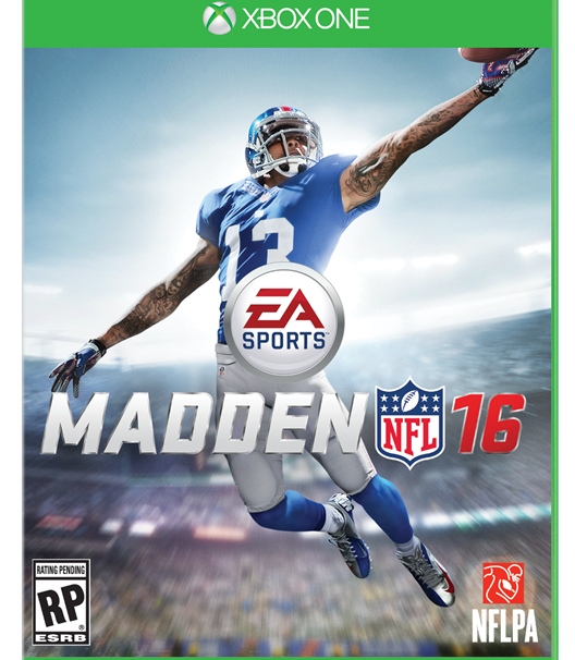 Madden NFL 16 First Trailer and Cover Art Revealed