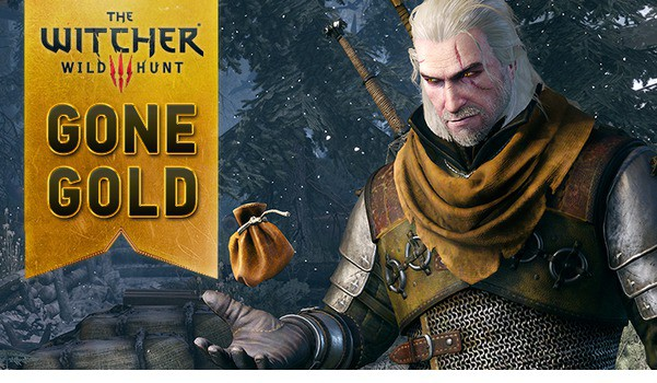 witcher gold