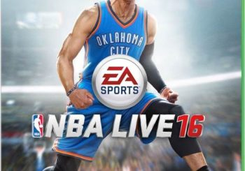 EA REVEALS COVER ATHLETE FOR NBA Live 16