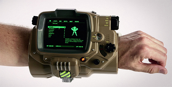 Fallout 4 Pipboy Collectors Edition
