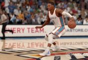 NBA LIVE 16's first look at LIVE motion gameplay mechanic
