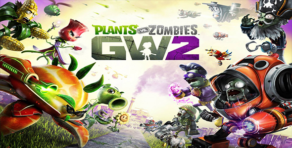 Plants vs Zombies Garden Warfare 2 Multiplayer Beta Begins Next Week