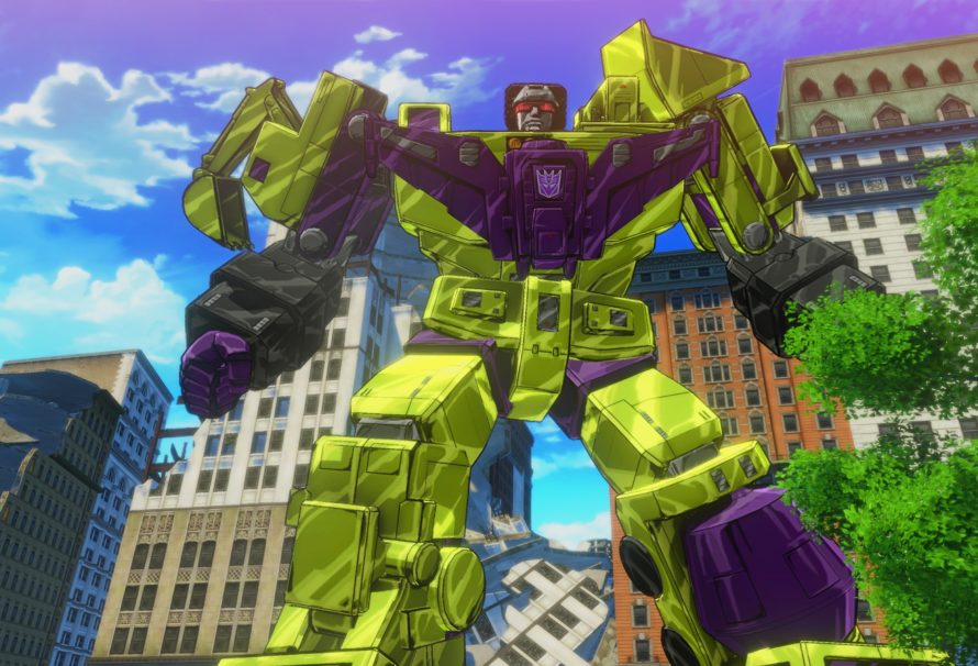 Activision announces TRANSFORMERS: DEVASTATION