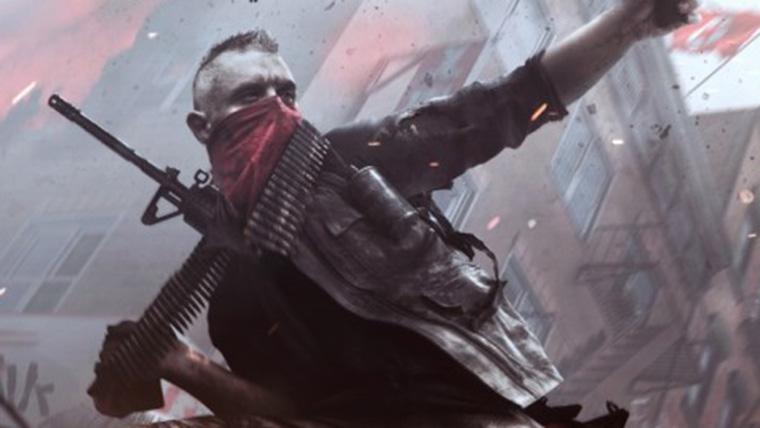 Gamescom 2015 Homefront: The Revolution Gameplay Demo