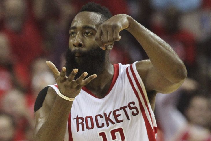 NBA 2K16 James Harden Trailer Revealed
