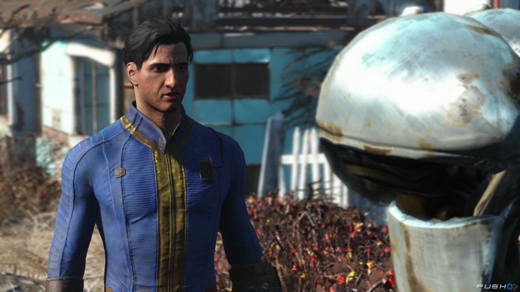 Fallout 4 head