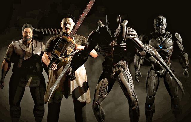 Mortal Kombat X Kombat Pack Returns (Trailer)