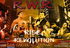 Ethan Carter III vs Ayden Cristiano Live in Houston, TX Jan 15th