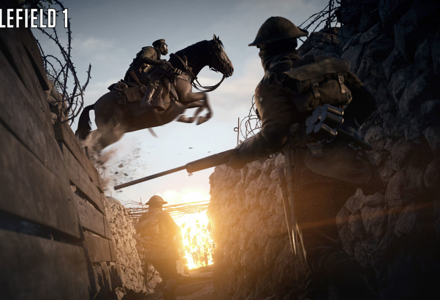 Battlefield 1 is What You Want This Fall