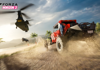 Forza Horizon 3 Takes Racing to A New Height