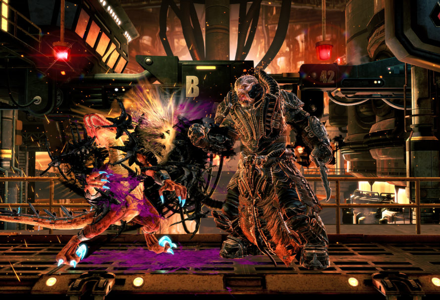 Killer Instinct Season 3 Adds Gears of War's General Raam