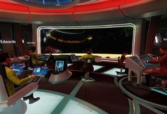 Star Trek: Bridge Crew For VR Announced