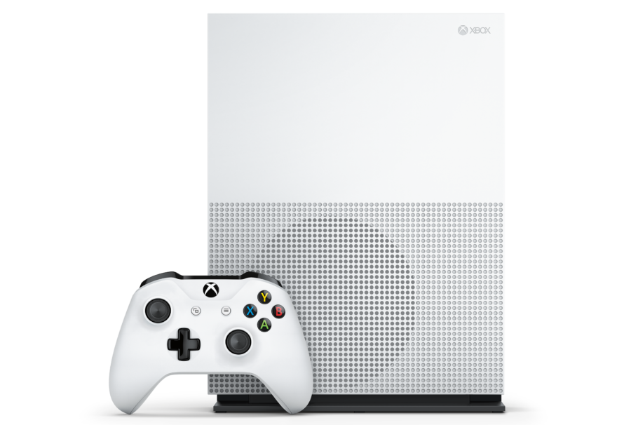 Xbox One S Officially Announced, Releases This August