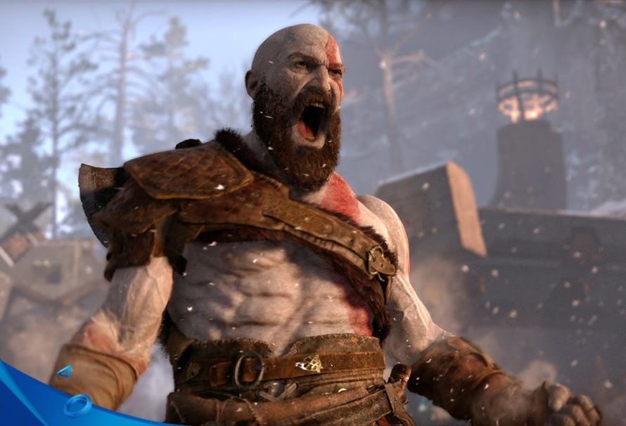 God of War Gameplay Reveal
