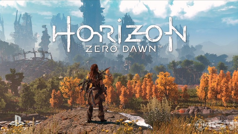 New Horizon Zero Dawn Gameplay