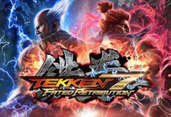 Tekken 7 Trailer Revealed: Round One, Fight!
