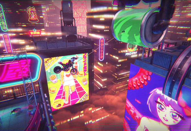 Trials of the Blood Dragon Review: Who Let The Guns Out
