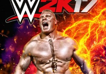 Brock Lesnar Announced As WWE 2K17 Cover Athlete: Beast Mode