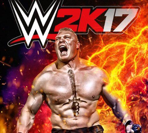 Brock Lesnar Announced As WWE 2K17 Cover Athlete: Beast Mode