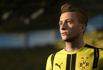Marco Reus Announced FIFA 17 Cover Star