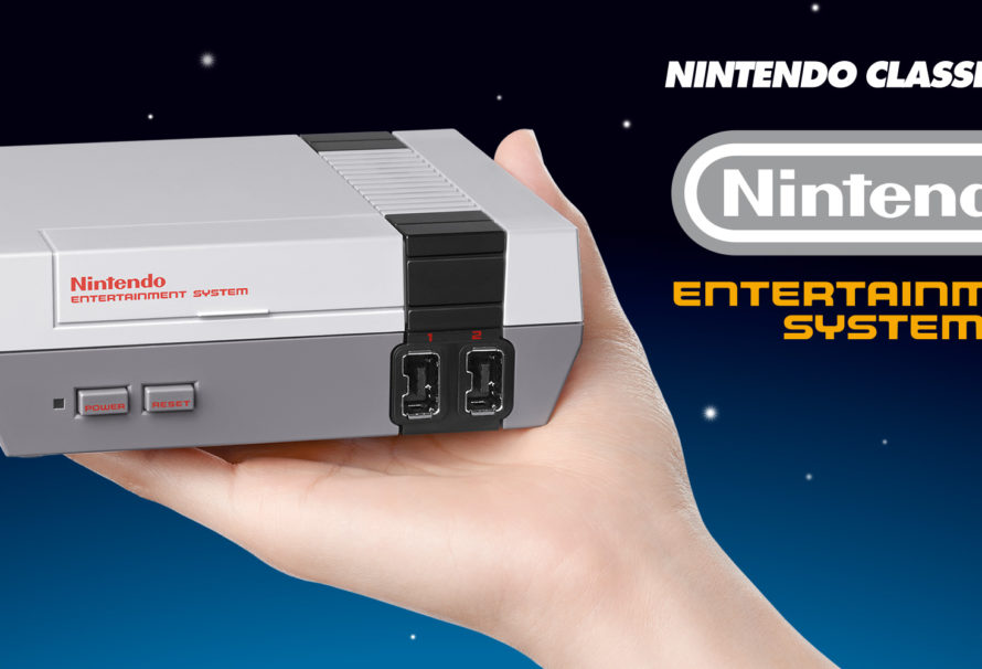 The Classic Nintendo Entertainment System Returns This November