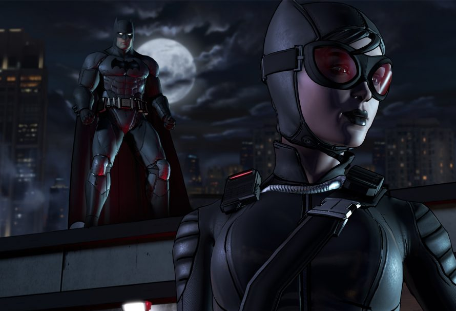 Batman Swings into Action as Telltale Series Episode Two Launch September 20th