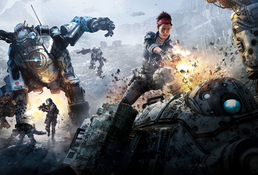 "Titanfall 2 ""Open"" Tech Test Now Live on PlayStation 4 and Xbox One"