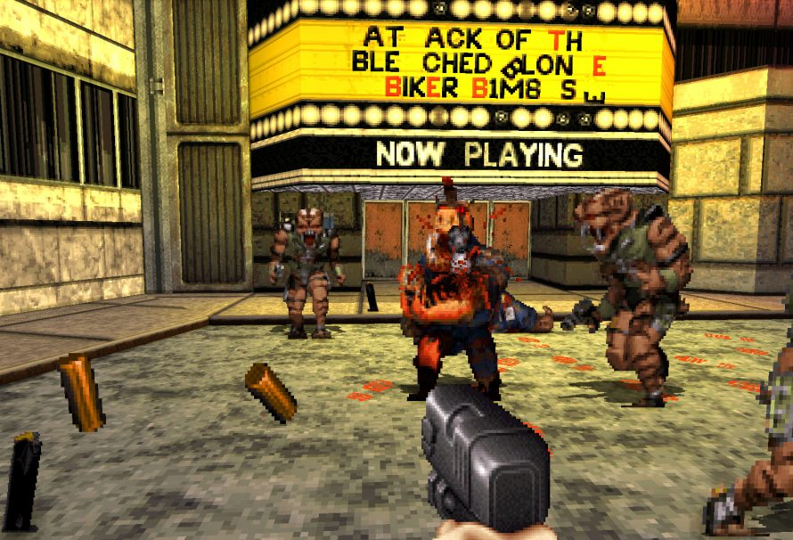 Duke Nukem 3D To Resurface this October