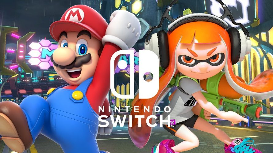Nintendo Switch Potential Launch Titles and Live Stream Details